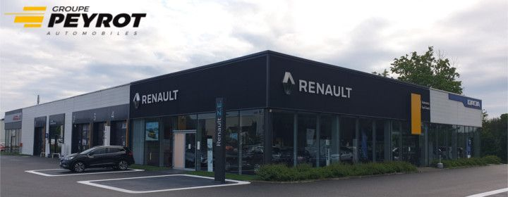 Concession Renault Saint-Gaudens