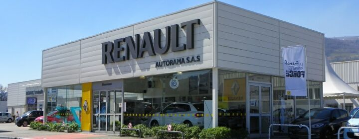 Concession Renault Foix