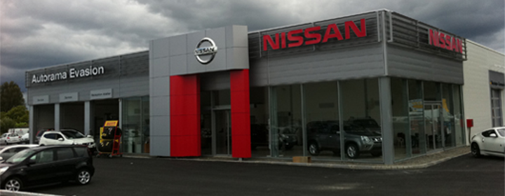 Concession Nissan Saint-Gaudens