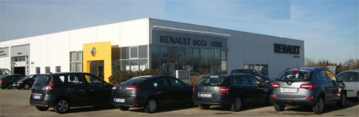 Concession Renault  REVEL