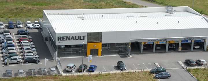 Concession Renault Limoux