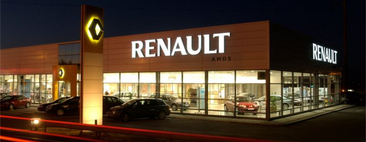 Concession Renault Carcassonne
