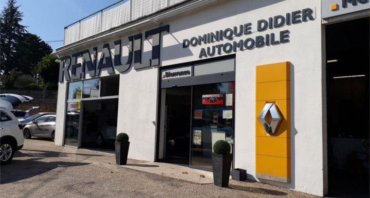 Concession Renault  Gourdon
