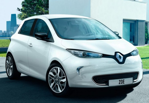 nouvelle renault zoe elle gagne en autonomie. Black Bedroom Furniture Sets. Home Design Ideas